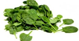 Popeye was right after all, Eat more Spinach!!!